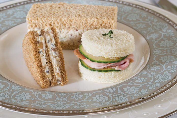 Green Apple–Chicken Salad Sandwiches