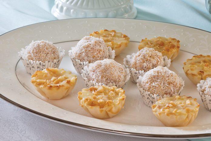 Apricot-Coconut Balls