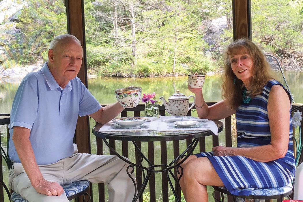 Joan & Jim Harron:The Love StoryBehind Simpson & Vail