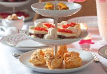 The Three-Tier Cake Stand