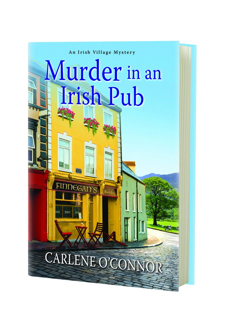 Carlene O'Connor Presents a Mesmerizing Page Turner in <i>Murder in an Irish Pub</i>