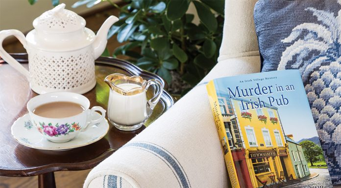 Carlene O'Connor Presents a Mesmerizing Page Turner in Murder in an Irish Pub