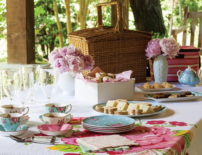 picnic tea