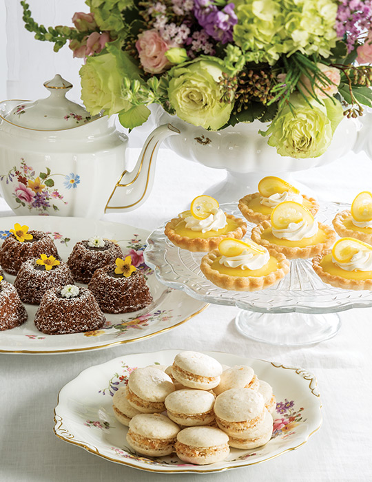 Mother's Day Tribute Tea