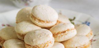 Macadamia-Coconut French Macarons