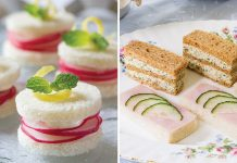 8 Sumptuous Spring Tea Sandwiches