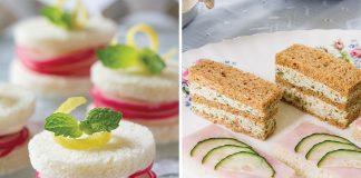 8 Sumptuous Spring Tea Sandwiches