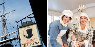 "The Tea Experience: ""America's Living History Teas?"""