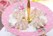 Fairy Kisses - TeaTime Magazine
