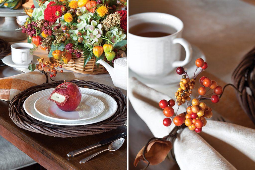 Herald the Harvest Tea