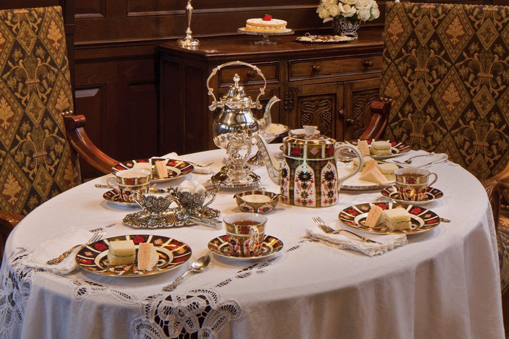 Teatime Downtown Abbey Style