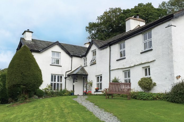 The Tea Diaries: A Step Back in Time in the Village of Near Sawrey