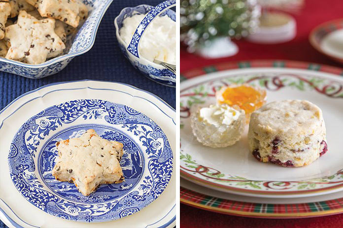 10 of Our Favorite Holiday Scones with Tea Pairings