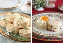 7 of Our Favorite Holiday Scones with Tea Pairings