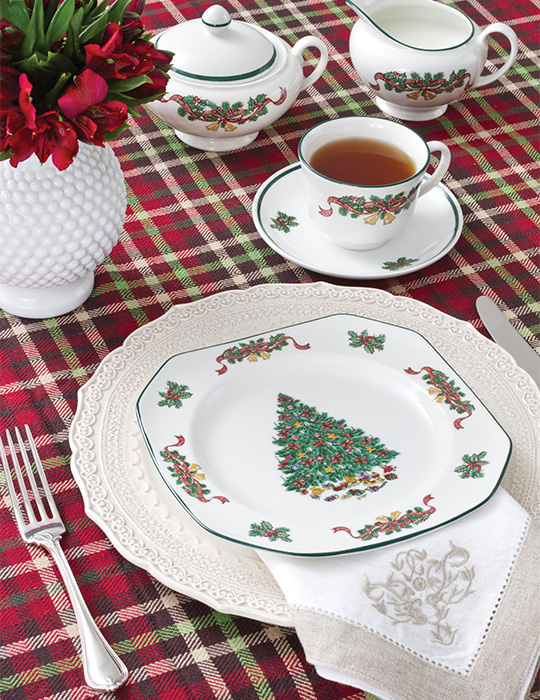 The Complete Table: Christmastime of Yore