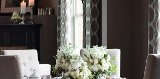 Silver & The Complete Table: Silver & White