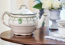 Treasured Teapot: A Regal Soiree