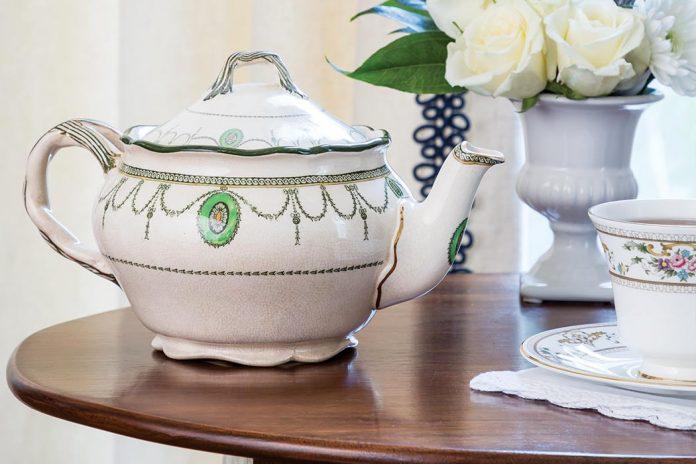 Treasured Teapot: A Regal Soiree