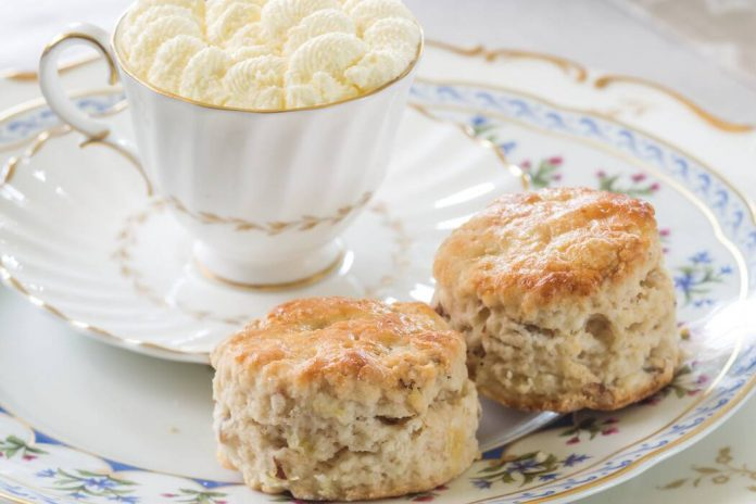 Hummingbird Scones