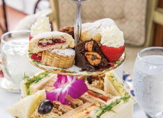 A Gentleman's Guide to Tea Sandwiches