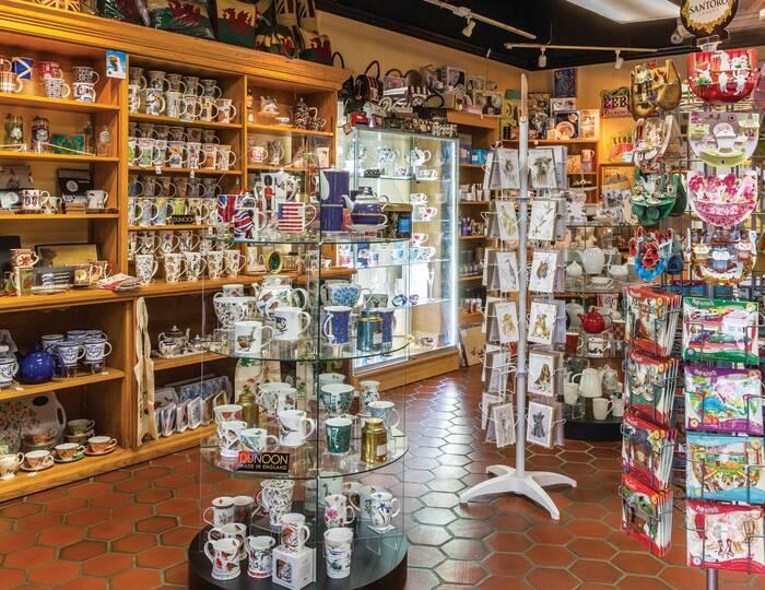 Tea Treasures of Northern Georgia