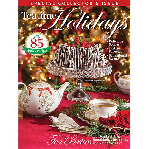 Holidays 2020   TeaTime Magazine