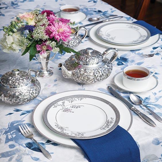 Treasured Teapot: Brilliant Botanicals