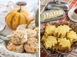 Fall for 12 of Our Favorite Autumn Scones