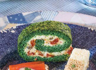 Checkered Herb Sandwiches