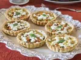 Assam-Vegetable Tartlets