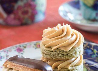 Paris Tea Cakes