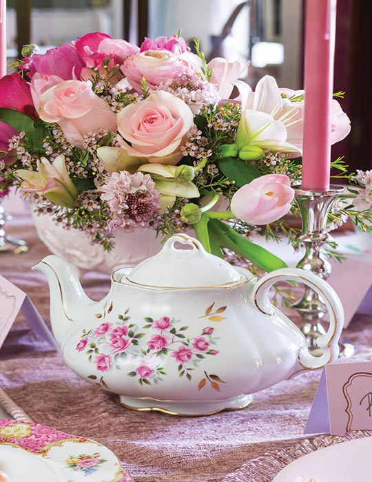 Think Pink Tea