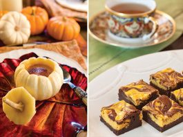 6 Perfect Pumpkin Desserts for Fall