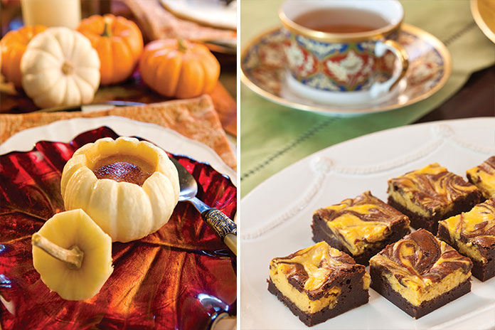 6 Perfect Pumpkin Desserts for Fall