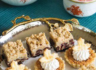 Chocolate-Cranberry Oat Bars