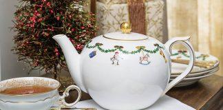 Treasured Teapot: Childlike Cheer