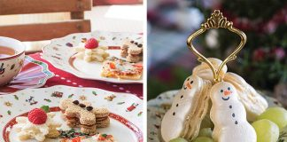 Festive Teatime Sweets and Savories for Kids