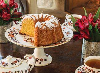 Majorca Bundt Cake