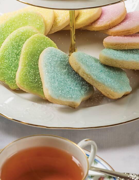 Easter Bell Cookies