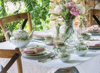 Thé à la Provençale