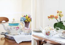 5 Pretty Floral Teapots for Spring