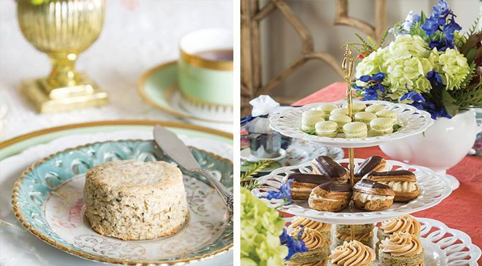 12 Tea-Infused Recipes We Love