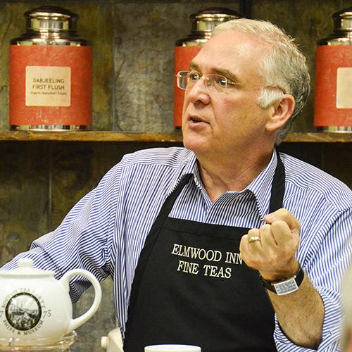 Bruce Richardson Tea Talk