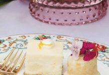 Petite Vanilla Bean Wedding Cakes