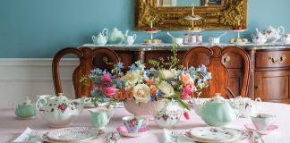 A Cheery Teatime