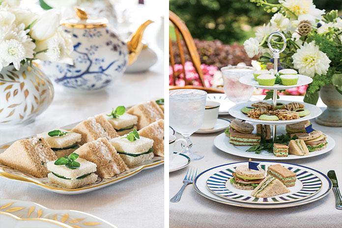13 Scrumptious Tea Sandwiches for Summer