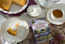 Lynn Cahoon Serves Up a Captivating Read with Two Wicked Desserts