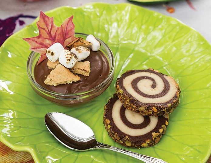 S'mores Pudding Cups