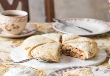 Gluten-free Apple Pie Scones