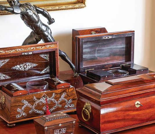 Timeless Antiques with History to Share